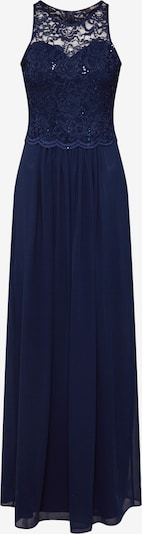 SWING Evening dress in marine blue, Item view