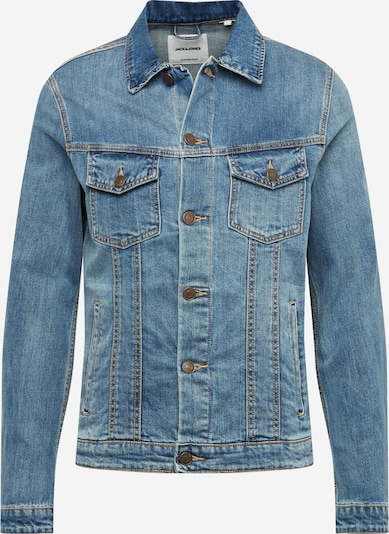 JACK & JONES Overgangsjakke i blue denim, Produktvisning