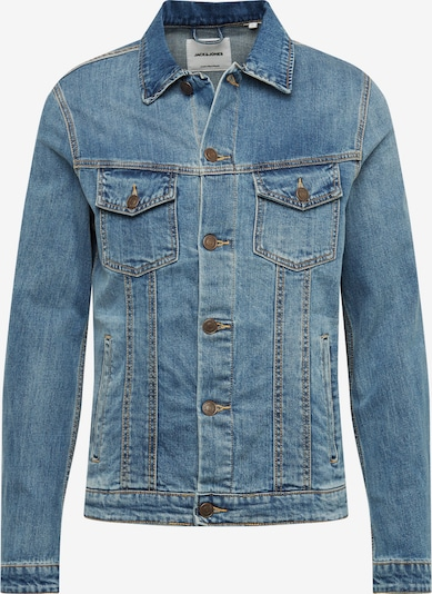 JACK & JONES Jacke in blue denim, Produktansicht
