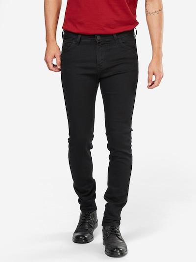 Lee Jeans 'Malone' in black denim, Modelansicht
