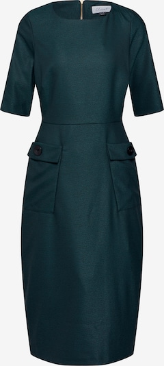 Closet London Robe fourreau 'Closet Cargo Pockets Pencil Dress' en vert foncé, Vue avec produit