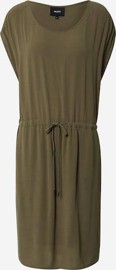 OBJECT Kleid in oliv, Produktansicht