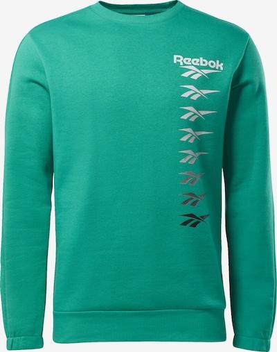 Reebok Classic Sweatshirt ' Classics Vector Crew ' in türkis, Produktansicht