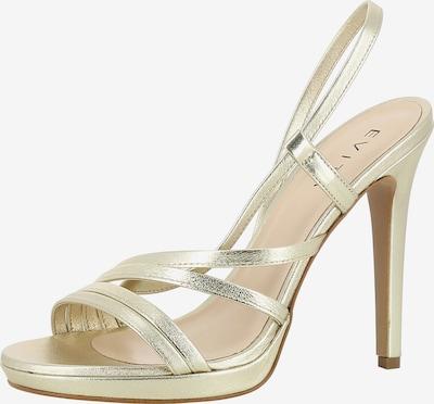 EVITA Sandalette 'Eva' in gold, Produktansicht