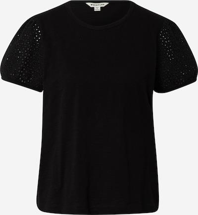 Whistles Shirt in schwarz, Produktansicht