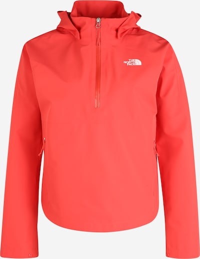 THE NORTH FACE Veste outdoor 'ARQUE' en rouge, Vue avec produit