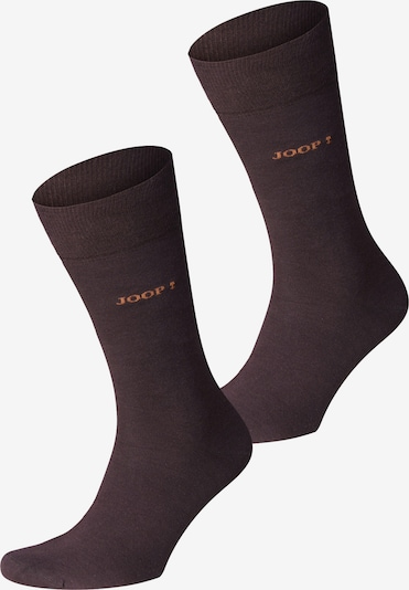 JOOP! Socken 'Superior' in braun / orange, Produktansicht