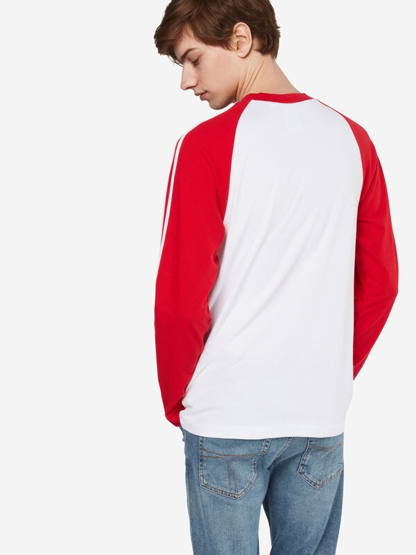 ADIDAS ORIGINALS Langarmshirt '3-Stripes'