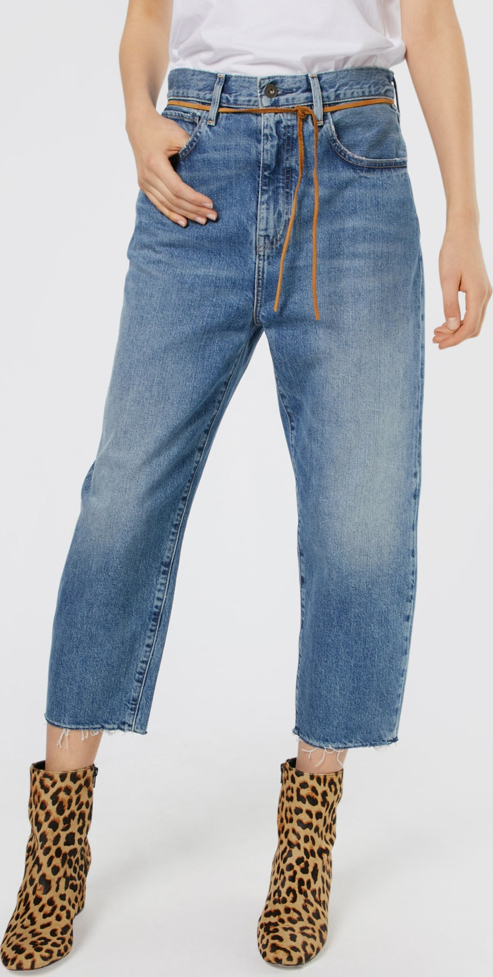 Citaten Weergeven Jeans : Levi s made crafted jeans lmc barrel in blauw about you