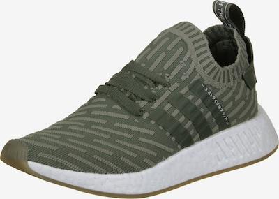 ADIDAS ORIGINALS Sneaker 'NMD R2' in oliv / pink / weiß, Produktansicht
