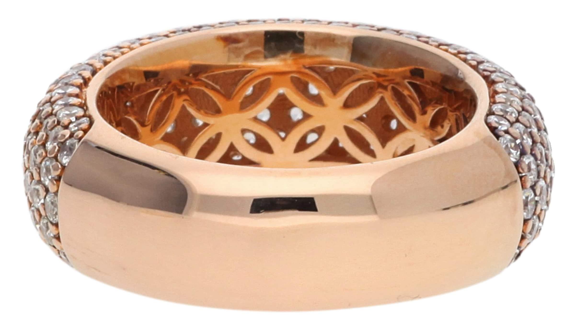 Billig Verkauf Perfekt ESPRIT Fingerring Periteau mit Zirkonia-Steinbesatz ELRG91877B Gut Verkaufen Online Neue Online Erscheinungsdaten Authentisch Alle Jahreszeiten Verfügbar L25HVZ