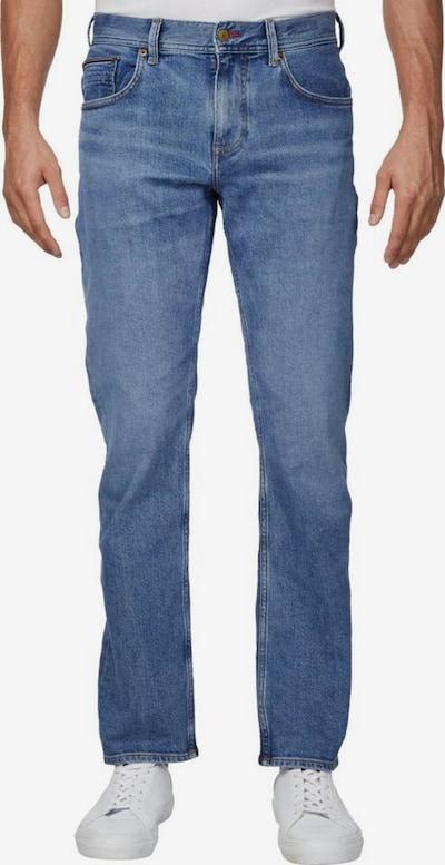TOMMY HILFIGER Jeans 'Mercer STR' in blue denim, Modelansicht