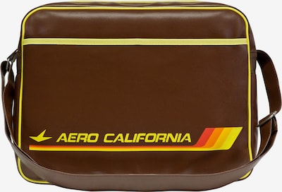 LOGOSHIRT Tasche 'Aero California' in pueblo / gelb, Produktansicht