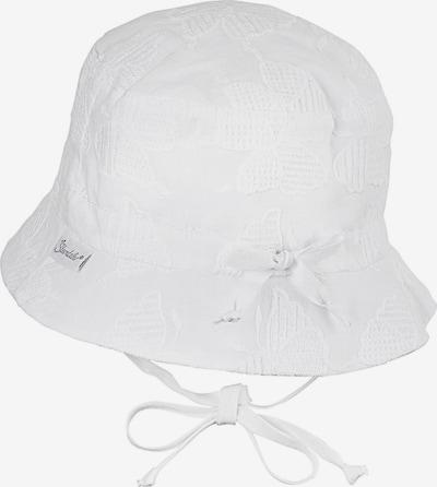 STERNTALER Hut in weiß, Produktansicht
