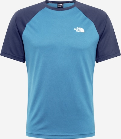 THE NORTH FACE Functioneel shirt 'TANKEN ' in de kleur Blauw / Navy, Productweergave