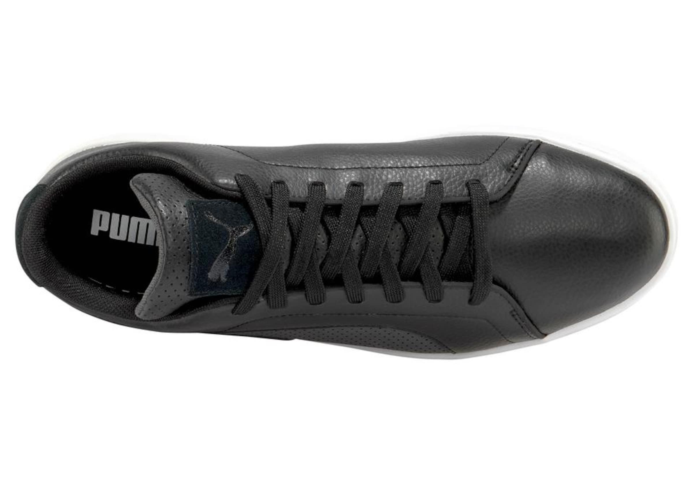 'bmw In Schwarz V2' Smash Sneaker Mms Puma dCoexB
