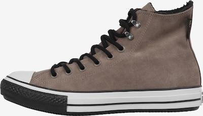CONVERSE Sneaker in hellbraun / schwarz / weiß, Produktansicht