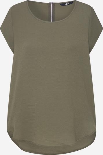 ONLY Blusenshirt in grün, Produktansicht