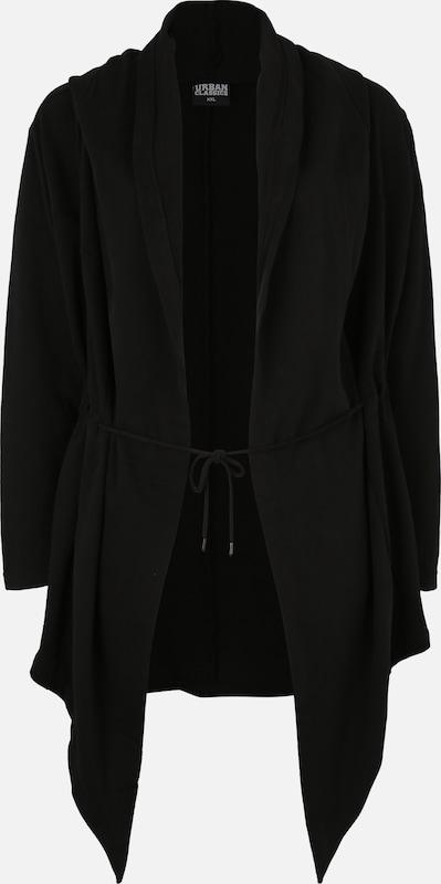 Urban Noir 'ladies Curvy Sweat Veste Hooded Classics De Cardigan' En Survêtement tdxshQrCB