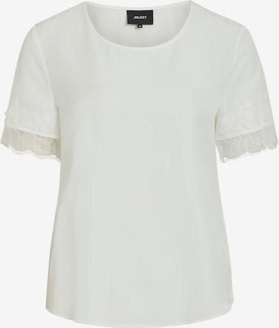 OBJECT Blusenshirt in weiß, Produktansicht