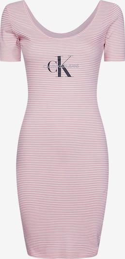 Calvin Klein Kleid in rosa / weiß, Produktansicht