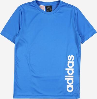 Tricou funcțional ADIDAS PERFORMANCE pe albastru cobalt, Vizualizare produs