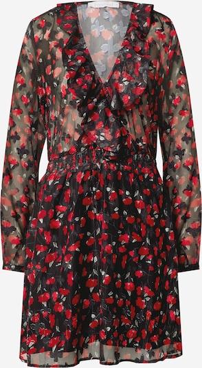 Freebird Jurk 'Gianna' in de kleur Rood / Zwart, Productweergave
