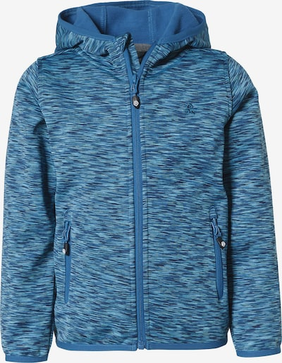 COLOR KIDS Softshelljacke 'Kenry' in royalblau, Produktansicht