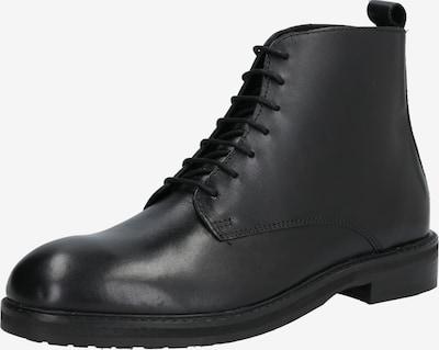 Hudson London Schnürstiefel 'ROWAN TANKER BT' in schwarz, Produktansicht