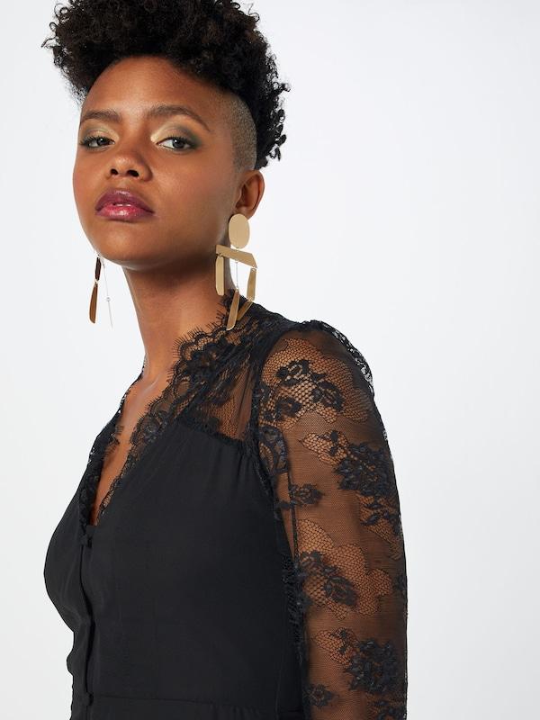 Noir 'spicy' Fashion Union Robe chemise En sQrdCxthBo