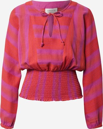 Cecilie Copenhagen Bluza 'Emily' u fuksija / svijetlocrvena, Pregled proizvoda