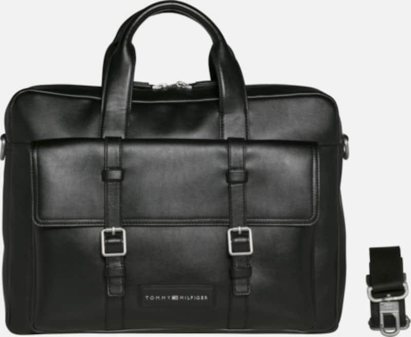 TOMMY HILFIGER Handtasche,Black