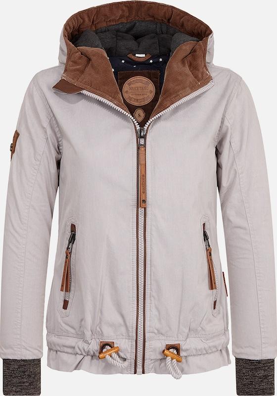 naketano Female Jacket Halbes Stündchen ins Mündchen
