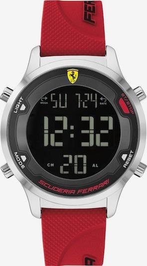 Scuderia Ferrari Uhr »DIGITRACK, 830757« in blutrot / schwarz, Produktansicht