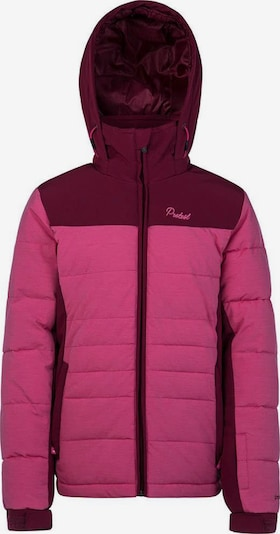 PROTEST Jacke ' Amour' in pink / himbeer: Frontalansicht