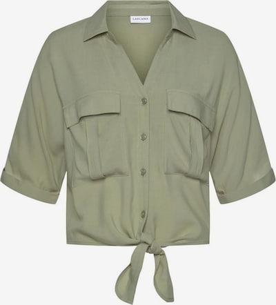 LASCANA Bluzka w kolorze oliwkowym, Podgląd produktu
