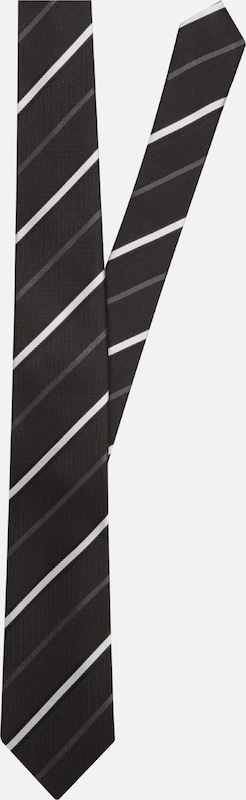 Seidensticker Ties Black Rose