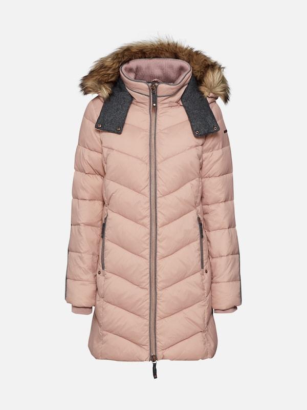 'thinsulate' Mantel Esprit Mantel In Esprit Rosé 4LR5Aj