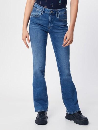 Mavi Jeans 'MEL' in blue denim, Modelansicht