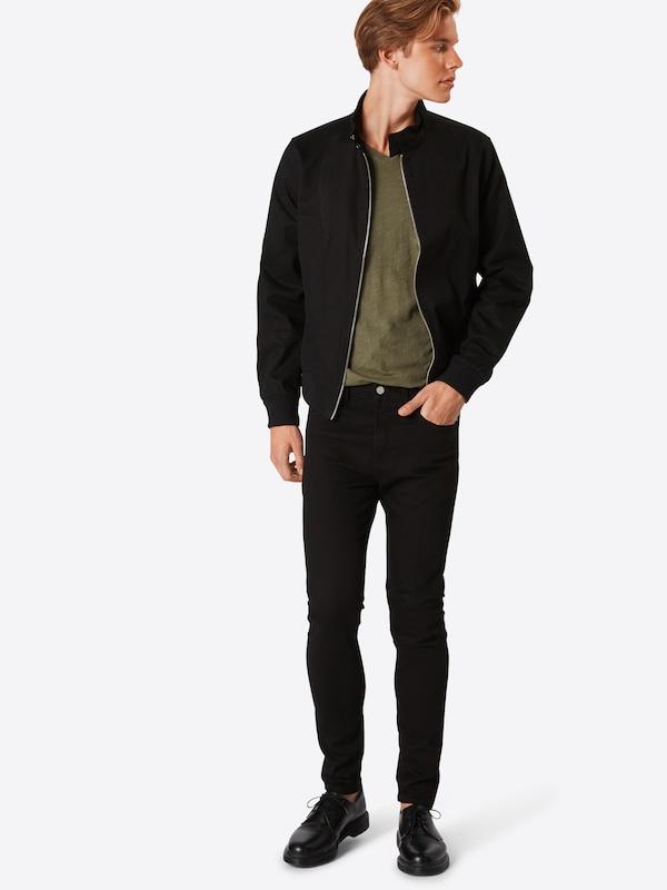 Calvin Skinny' 'ckj Jeans 016 Black Klein Denim 4TqrF4