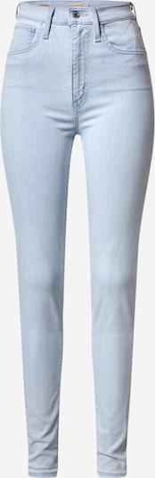 LEVIS Jeans MILE HIGH SUPER SKINNY in blue denim AfAvmQqm