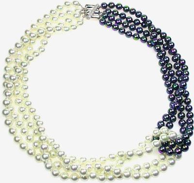 Orquidea Perlenkette 'Olga' in schwarz, Produktansicht