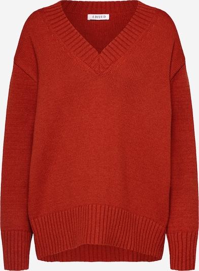 Megztinis 'Juno' iš EDITED , spalva - rūdžių raudona, Prekių apžvalga