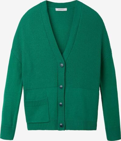 Sandwich Pullover in grün, Produktansicht