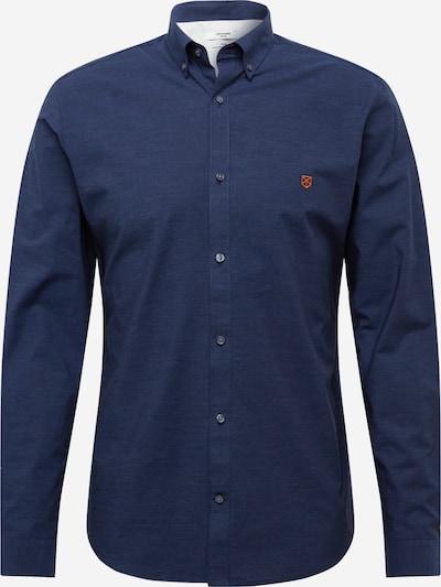 JACK & JONES Hemden 'JPRBLASPRING OTTO SHIRT L/S' in navy, Produktansicht