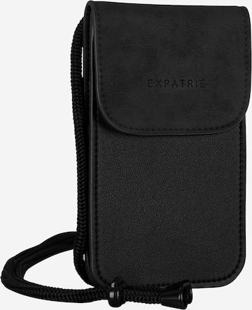 Expatrié Τσάντα ώμου 'Amelie' σε μαύρο