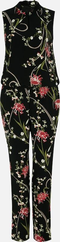 S.Oliver schwarz LABEL Jumpsuit in mischfarben   schwarz  Neue Kleidung in dieser Saison