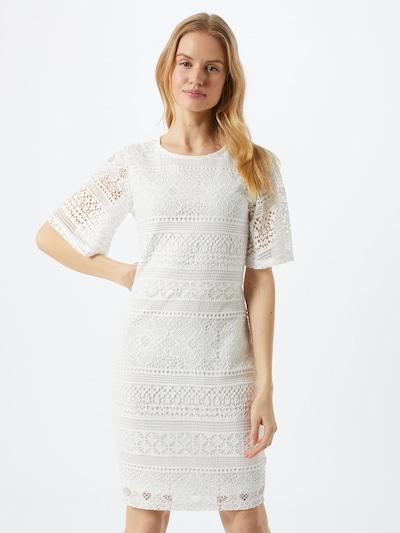 VILA Kleid 'DURINA' in weiß, Modelansicht