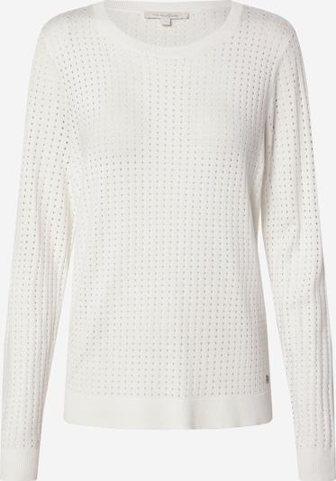 TOM TAILOR DENIM Pullover in weiß, Produktansicht