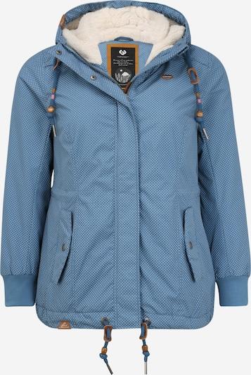 kék Ragwear Plus Téli dzseki 'DANKA', Termék nézet